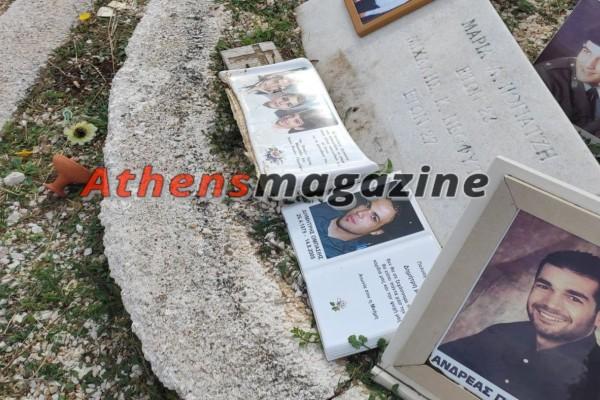 Ξέχασαν τους νεκρούς της Helios: Κατεστραμμένο το μνημείο στο σημείο όπου συνετρίβη το αεροπλάνο - Εικόνες που εξοργίζουν