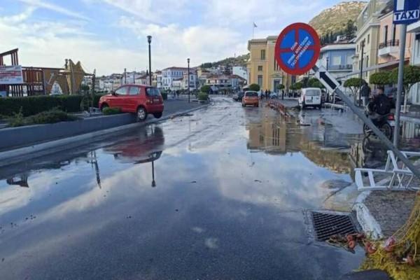 Σεισμός στη Σάμο: Το νησί ανυψώθηκε 18-25 εκατοστά
