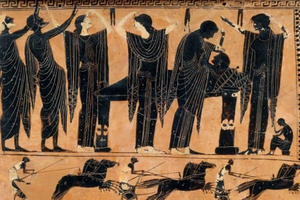 Σοκάρουν τα νεκρικά έθιμα των Αρχαίων Ελλήνων! Τι έκαναν όταν πέθαινε κάποιος;