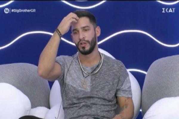 Big Brother: «Δεν έχεις τα αρχ@@ια να…» - Άγριος καβγάς στο σπίτι