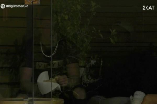 Big Brother: Επίθεση Πυργίδη στον Παναγιώτη χωρίς να είναι μπροστά - Έχασε την ψυχραιμία του το «Χάος»