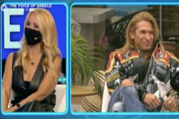 Big Brother: Γύπας ο Πυργίδης… την έπεσε στην Ναταλί Κάκκαβα - «Είσαι κουκλάρα…»
