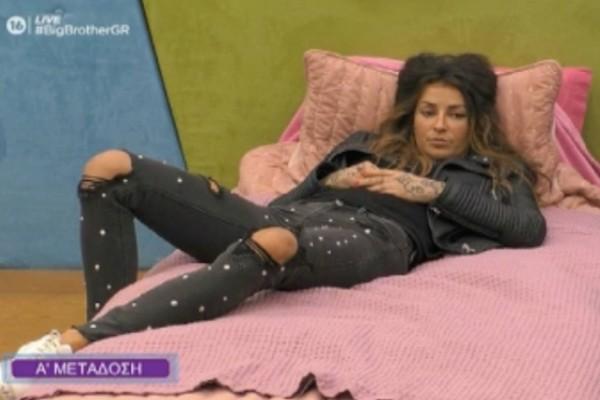 Big Brother: Ανακάτεψε ξανά τους πάντες η Ραμόνα - Τρομερός καβγάς εξαιτίας της