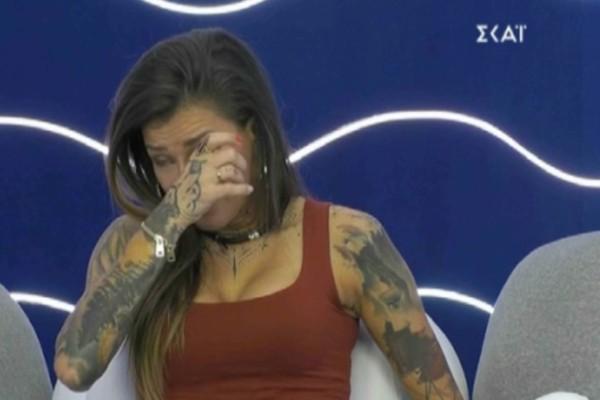 Big Brother: Άγριο ξέσπασμα με δάκρυα της Ραμόνα - «Δεν αντέχω άλλο…»