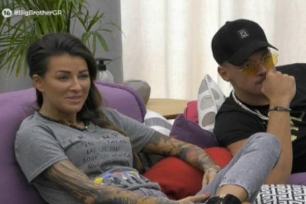 Big Brother: Έτσι χρησιμοποίησε το βέτο ο νικητής - Άγριος καβγάς στο σπίτι