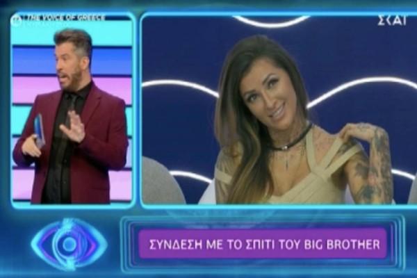 Big Brother: Ο Χάρης Βαρθακούρης… άδειασε τη Ραμόνα