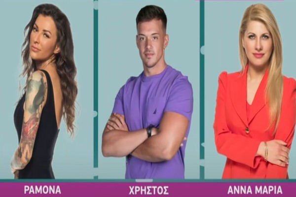 Big Brother ψηφοφορία (06/11): Ποιος παίκτης θέλετε να παραμείνει στο σπίτι;