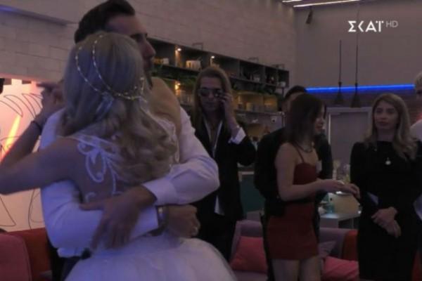 Big Brother: Σήμερα γάμος γίνεται! Ο ερωτικός χορός Κεχαγιά - Άννας Μαρίας
