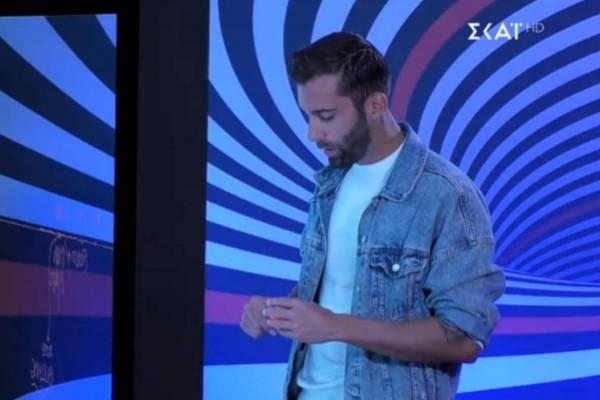 Big Brother: Ανατριχιάζει ο Δημήτρης Κεχαγιάς - «Οι πιθανότητες ήταν ελάχιστες…»