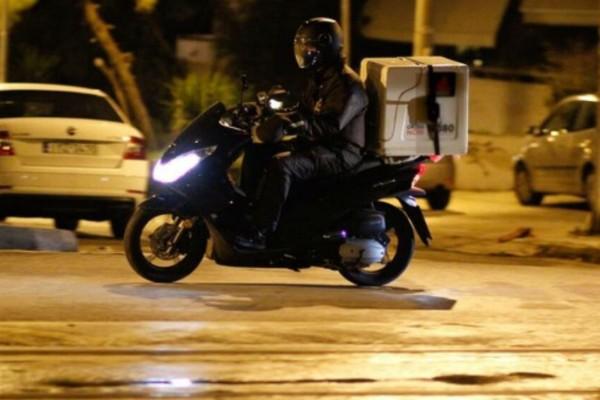 Απαγόρευση κυκλοφορίας: Ανατροπή στη λειτουργία take away και delivery