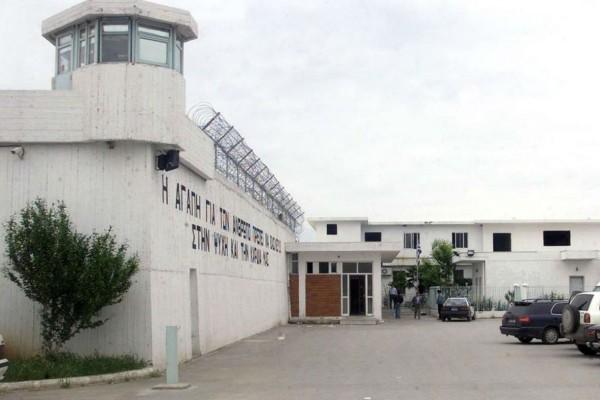 Συναγερμός στις Φυλακές Διαβατών: Εντοπίστηκαν 65 κρούσματα κορωνοϊού