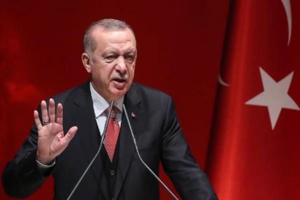 Ο Ερντογάν καλεί την ΕΕ σε διάλογο