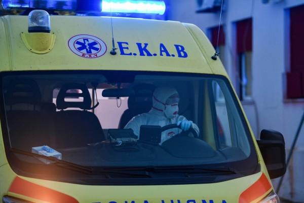 Τροχαίο δυστύχημα στις Σέρρες - Νεκρός ένας άνδρας