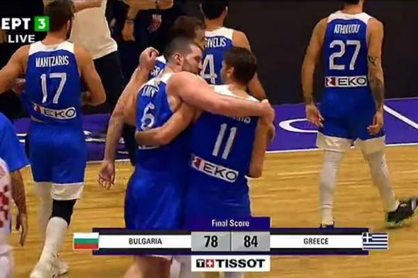 Eurobasket 2022: Επική ανατροπή της Εθνικής! Nίκη-θρίλερ με Βουλγαρία στην παράταση (Video)