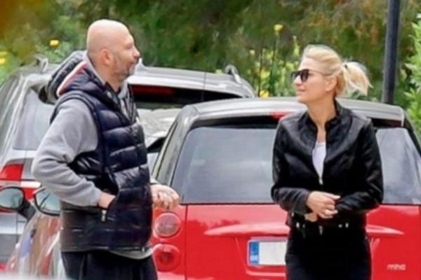 Παντρεύονται Φαίη Σκορδά και Νίκος Ηλιόπουλος; Η κίνηση που πρόδωσε τα σχέδιά τους!
