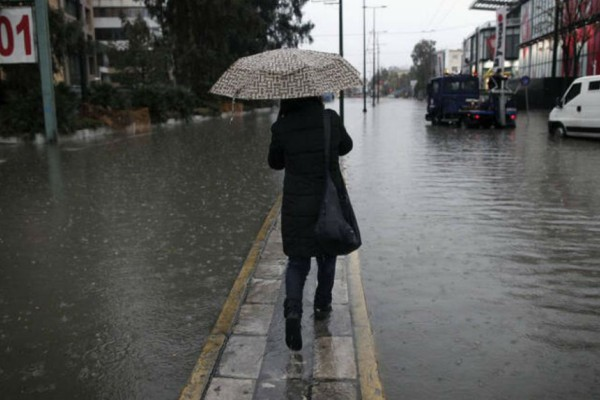 Έκτακτο δελτίο επιδείνωσης καιρού - Ποιες περιοχές θα «χτυπήσει» η κακοκαιρία