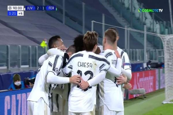 Champions League: Έκλεισαν θέση στους «16» Μπαρτσελόνα και Γιουβέντους