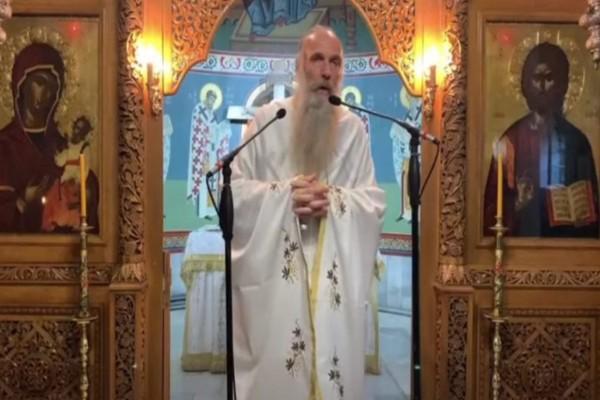 Ξεσηκώθηκε ο κόσμος με το κήρυγμα ιερέα στον Άγ. Αθανάσιο Θεσσαλονίκης: