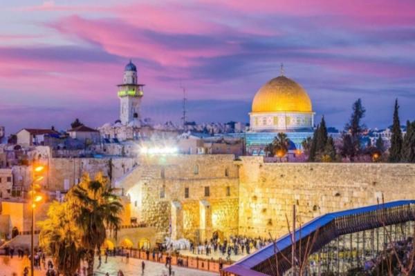 Η γοητεία της Ιερουσαλήμ μέσα από υπέροχες φωτογραφίες – Μια διαφορετική οπτική