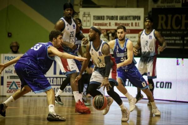 Basket League: Εντυπωσιακό για ακόμη μία φορά το Μεσολόγγι -