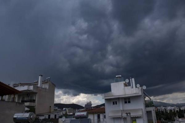 Καιρός: Συννεφιασμένη… Πέμπτη (5/11) στην χώρα - Πού θα βρέξει