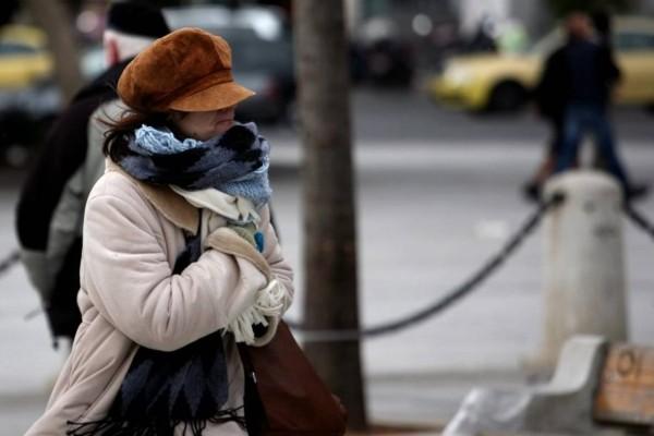 Καιρός: Πρόβα… για χειμώνα