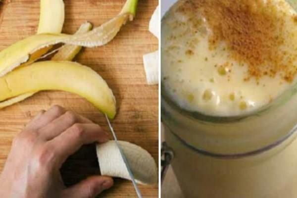 Βράσε μπανάνα και κανέλα, πιες το ζουμί λίγο πριν τον ύπνο και...