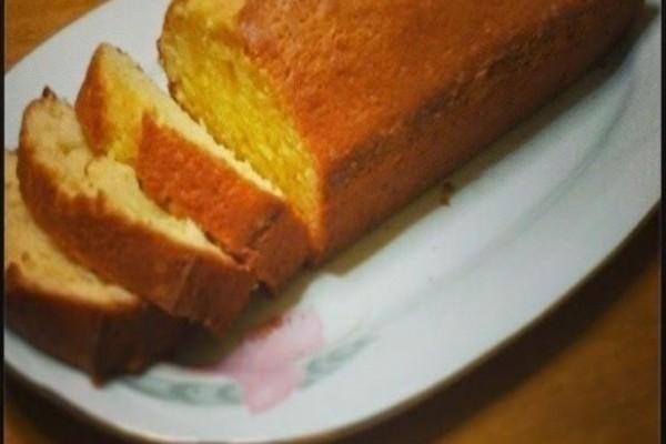 Απολαύστε άφοβα αυτό το κέικ με τζίντερ και λεμόνι χωρίς βούτυρο