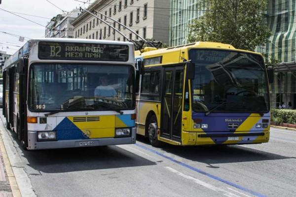 Ενισχύονται τα ΜΜΜ από Δευτέρα - Πάνω από 100 λεωφορεία των ΚΤΕΛ