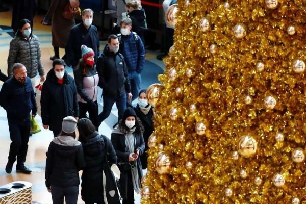 Κορωνοϊός: Πως θα γιορτάσει τα Χριστούγεννα η Ευρώπη
