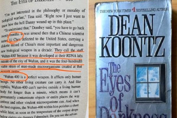 Κορωνοϊός: Το «προφητικό» βιβλίο του 1981 που μιλά για φονικό ιό