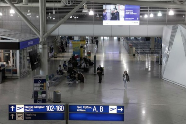 Lockdown-Κορωνοϊός: Η απόφαση για τις πτήσεις από το εξωτερικό