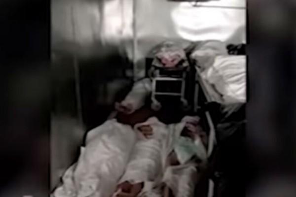 Κορωνοϊός: Στοιβαγμένα πτώματα το ένα πάνω στο άλλο σε νοσοκομεία - Εικόνες-φρίκης (Video)