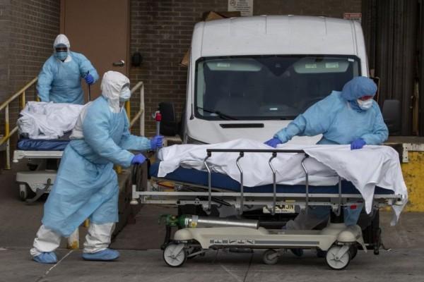 Κορωνοϊός: Αυξάνονται οι νεκροί - 22 μέσα σε λίγες ώρες