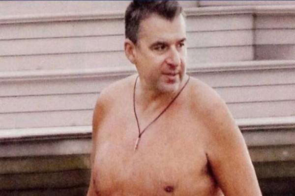 ΣΟΚ: Ο Γιώργος Λιάγκας πήγε στην παραλία μες στον χειμώνα και... - ΓΥΜΝΕΣ ΦΩΤΟ