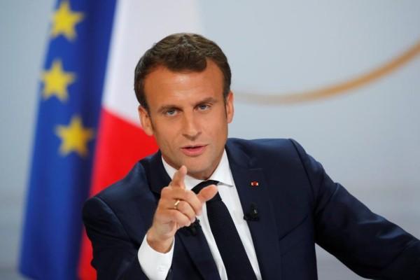Διάγγελμα Μακρόν: Στις 15 Δεκεμβρίου η άρση του lockdown στη Γαλλία