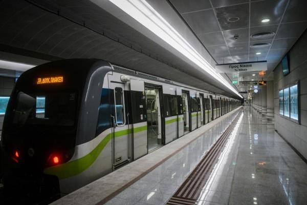 Πολυτεχνείο: Έκλεισαν νωρίτερα 5 σταθμοί του Μετρό
