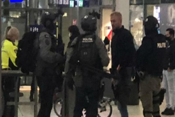 Συναγερμός σε κεντρικό σιδηροδρομικό σταθμό στην Ουτρέχτη: Συλλήψεις μετά από