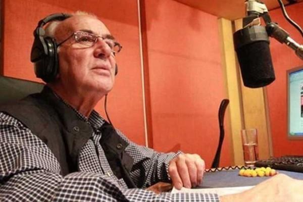 Θρήνος: Πέθανε ο δημοσιογράφος Βασίλης Πάικος