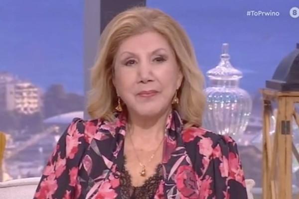 «Βόμβα» από τη Λίτσα Πατέρα: Προέβλεψε τον νικητή των αμερικανικών εκλογών λίγα λεπτά πριν από τη μεγάλη είδηση