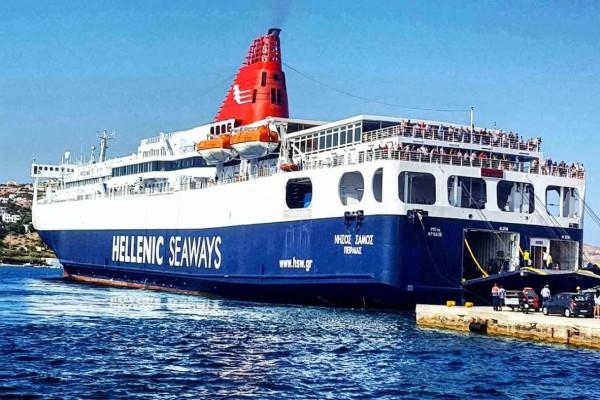 Κορωνοϊός: Άρση απαγορευτικού - Συνεχίζονται κανονικά τα δρομολόγια των πλοίων
