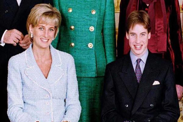 Έξαλλος ο Πρίγκιπας Ουίλιαμ με την Πριγκίπισσα Νταϊάνα: Σήκωσε στο πόδι όλο το Buckingham