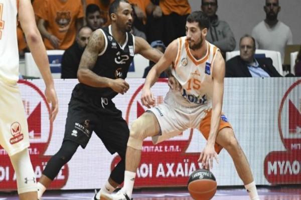 Basket League: Ανέτρεψε τα δεδομένα ο Προμηθέας - Πήρε τη νίκη απέναντι στον ΠΑΟΚ με 83-80