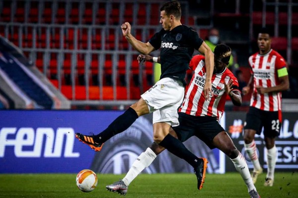 Europa League: Μοναδική «αυτοκτονία» του ΠΑΟΚ στην Ολλανδία