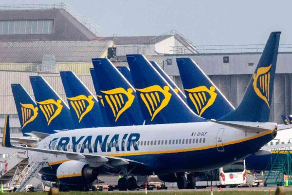 Τραγικές ώρες για τη Ryanair