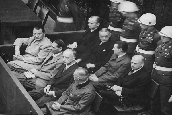 75 χρόνια από τη δίκη της Νυρεμβέργης