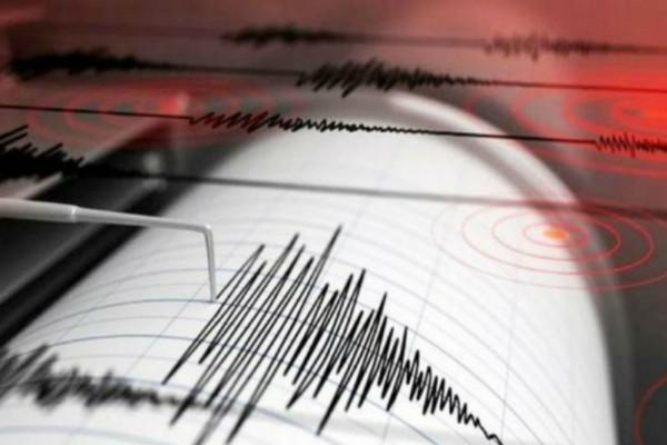 Σεισμός 3,4 Ρίχτερ στην Ικαρία