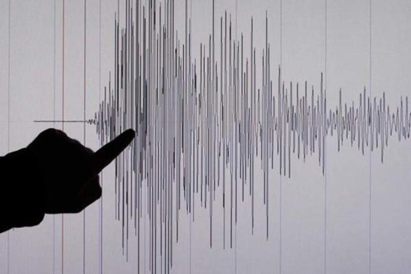 Σεισμός στη Ναύπακτο