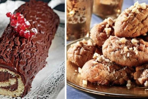 Οι 4 καλύτερες Χριστουγεννιάτικες συνταγές - Τα πιο εντυπωσιακά γλυκά για τις γιορτές που έρχονται