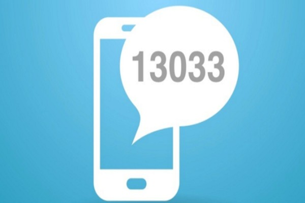 Δεν υπάρχει θέμα «κόφτη» στα sms στο 13033
